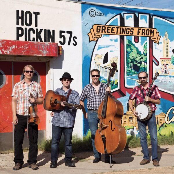 Cover art for Hot Pickin 57s